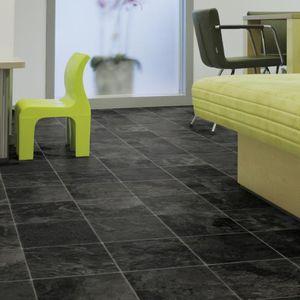 pavimento de textil / para el sector servicios / en losas / en láminas