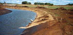 geocompuesto para control de la erosión