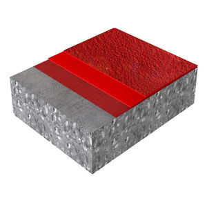 revestimiento de suelo de hormigón
