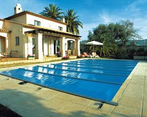 cubierta para piscina de seguridad