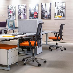 sillón de oficina contemporáneo