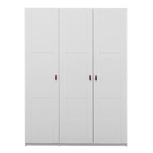 armario contemporáneo / de abedul / con puertas batientes / para niños