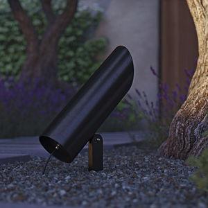 foco de suelo / de jardín / LED / redondo
