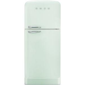 frigorífico combi con congelador en la parte superior