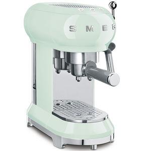 cafetera espresso / con bomba / monodosis / manual