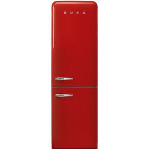 frigorífico combi con congelador en la parte inferior / para uso residencial / de 2 puertas / coloreado