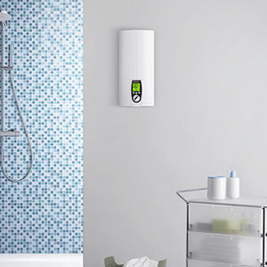 calentador de agua eléctrico / de pared / vertical