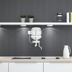 caldera eléctrica / de pared / residencial / con calentador de agua