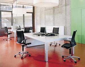 Sillón de oficina contemporáneo MODUS Wilkhahn de