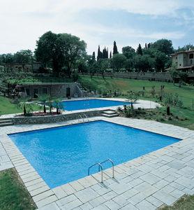 piscina de chapa