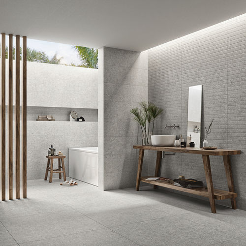 baldosa de interior / de pared / de cerámica esmaltada / 30x60 cm