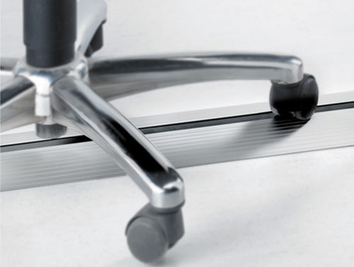 sistema de protección de cables de aluminio anodizado