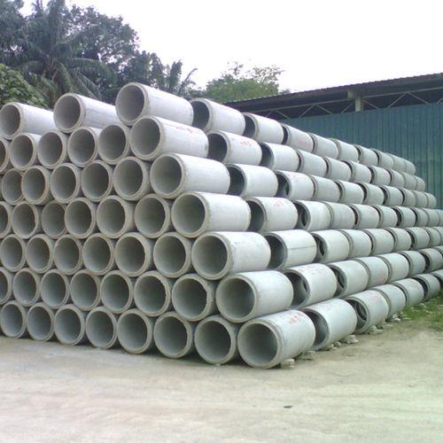 canalización de hormigón prefabricado