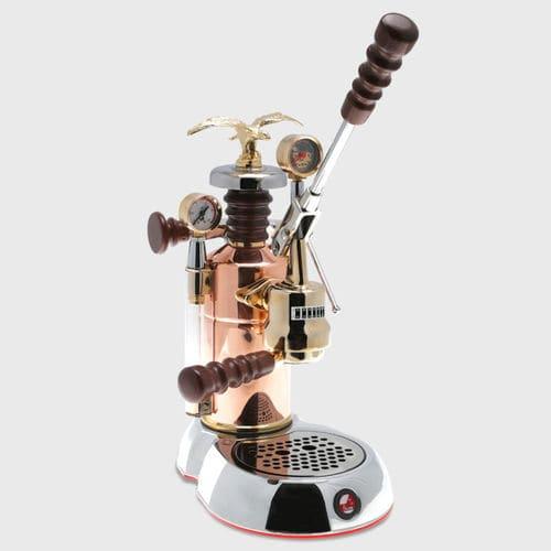 cafetera espresso / de palanca / profesional / automática