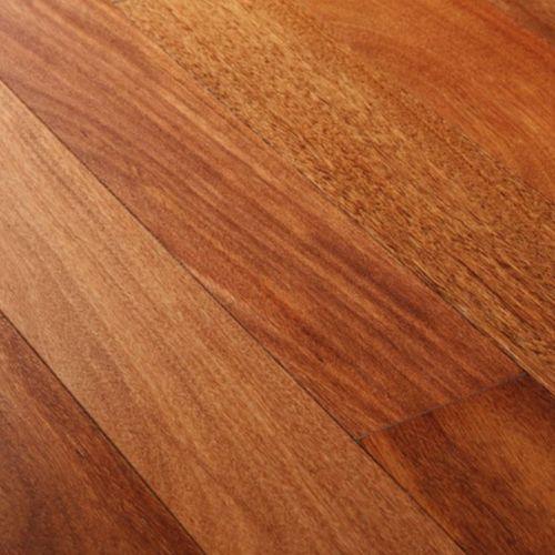 parquet macizo / para pegar / clavado / de madera de frondosa
