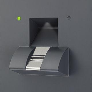 lector de huella digital para control de acceso