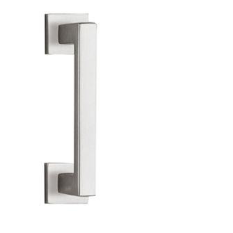 tirador de puerta para puerta / de latón / contemporáneo