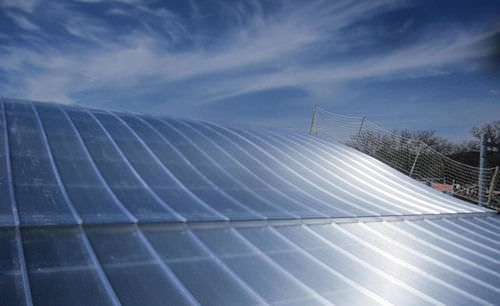 panel de policarbonato para techado / para revestimiento