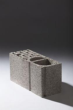 bloque de hormigón ligero