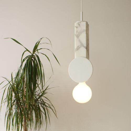 lámpara suspendida - neo design studios