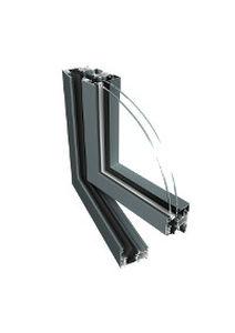 perfil de ventana de aluminio