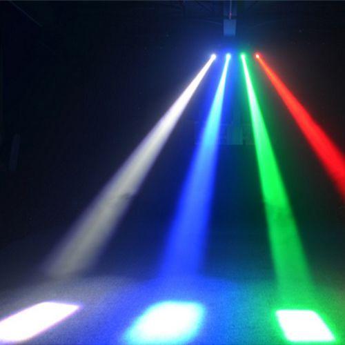 proyector con cabezal móvil LED RGBW