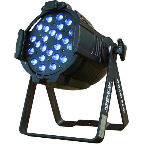 proyector PAR LED RGBW