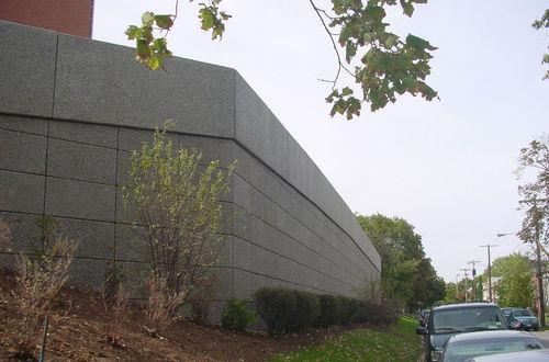 muro de contención de hormigón armado / modular / prefabricado / de tráfico