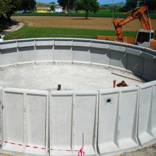 tanque prefabricado