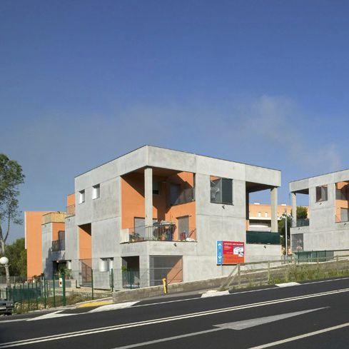 casa prefabricada / contemporánea / de hormigón / ecológica