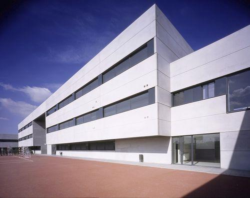 edificio prefabricado