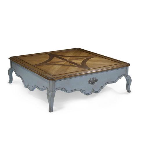 mesa de centro de estilo francés
