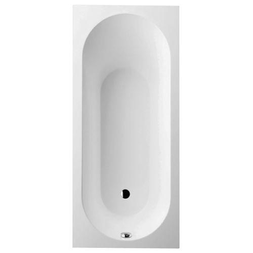 bañera de fibra acrílica / de hidromasaje
