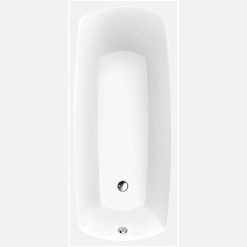 bañera independiente / de cuarzo / de hidromasaje