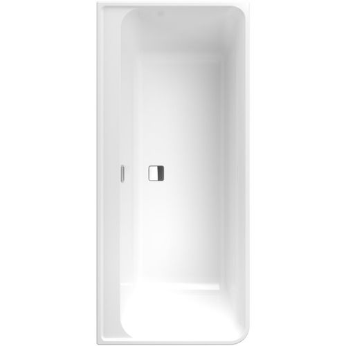 bañera en isla / de esquina / de fibra acrílica / doble