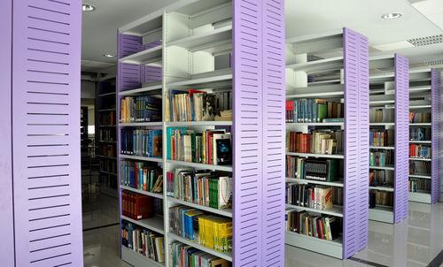 estantería profesional para biblioteca / para comercio / para almacenamiento / estándar