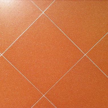 baldosa de interior / para pavimento / de arcilla / de color liso