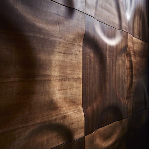 panel decorativo de madera