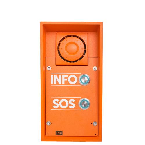 interfono audio IP
