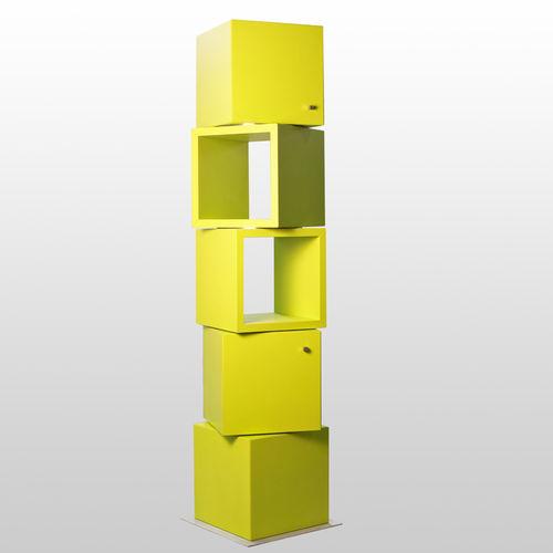 biblioteca modular / contemporánea / para oficina / para habitación de hotel
