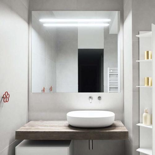 encimera de lavabo de madera
