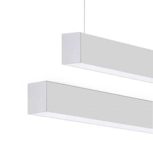 perfil de iluminación montado en superficie - INDELAGUE   ROXO Lighting