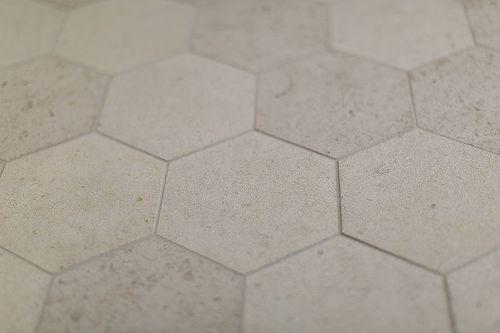 baldosa de terracota de interior / para suelo / de piedra / lisa
