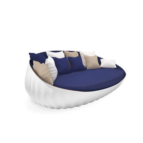 sofá en arco de círculo - Essential Home