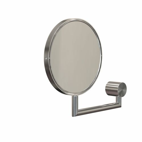 espejo de pared / de aumento / contemporáneo / redondo