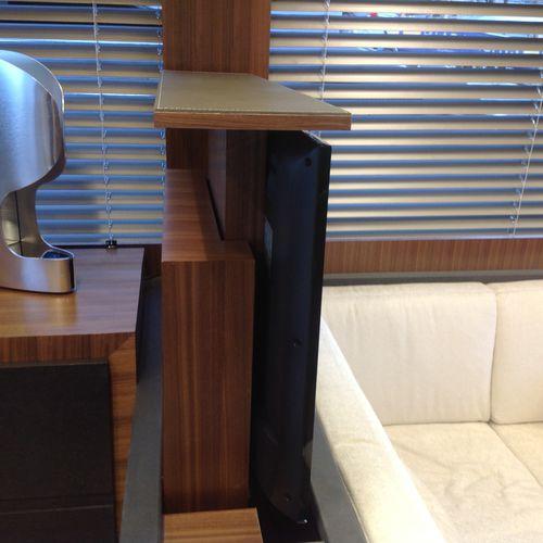 sistema elevador TV