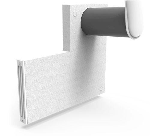 unidad de ventilación descentralizada / termodinámico / residencial / para casa