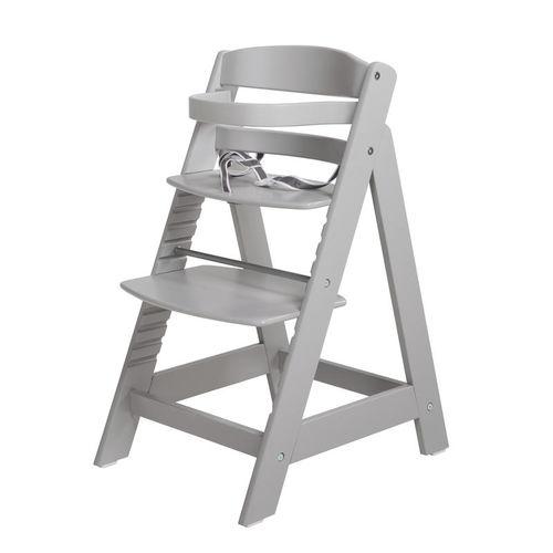trona estándar / de madera / de metal