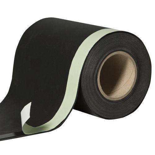 membrana impermeabilizante de protección / drenaje periférico / barrera de viento / para fachada