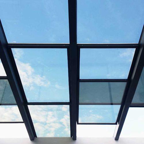 ventana de tejado corredera